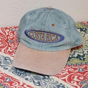 Vintage Costa Rica Hat